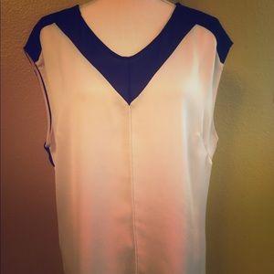 Calvin Klein Size XL Sleeveless Top